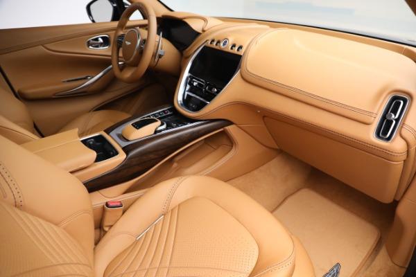 New 2021 Aston Martin DBX for sale $209,586 at Alfa Romeo of Greenwich in Greenwich CT 06830 19