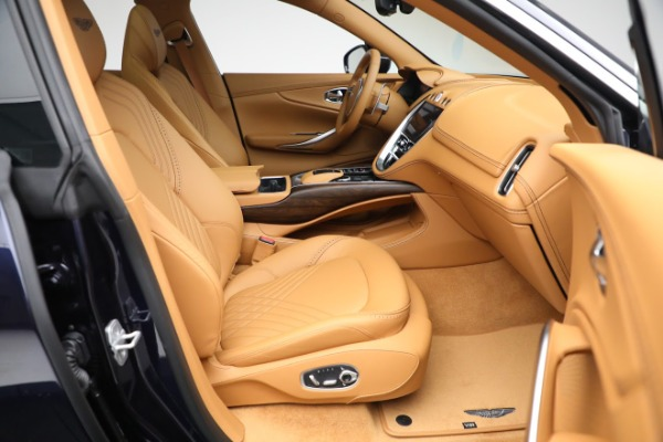 New 2021 Aston Martin DBX for sale $209,586 at Alfa Romeo of Greenwich in Greenwich CT 06830 20