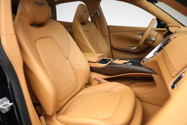 New 2021 Aston Martin DBX for sale $209,586 at Alfa Romeo of Greenwich in Greenwich CT 06830 21