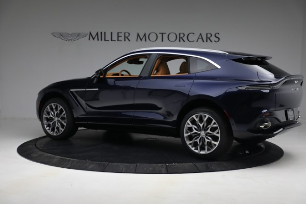New 2021 Aston Martin DBX for sale $209,586 at Alfa Romeo of Greenwich in Greenwich CT 06830 3