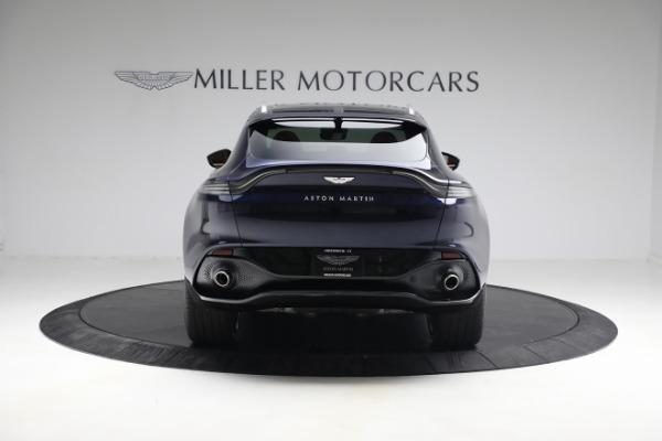 New 2021 Aston Martin DBX for sale $209,586 at Alfa Romeo of Greenwich in Greenwich CT 06830 5