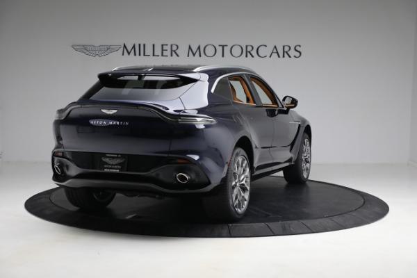New 2021 Aston Martin DBX for sale $209,586 at Alfa Romeo of Greenwich in Greenwich CT 06830 6