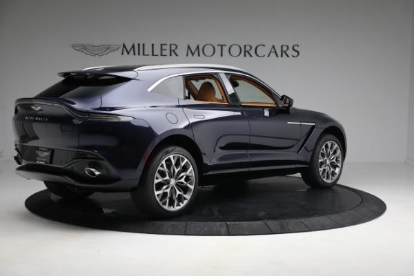 New 2021 Aston Martin DBX for sale $209,586 at Alfa Romeo of Greenwich in Greenwich CT 06830 7