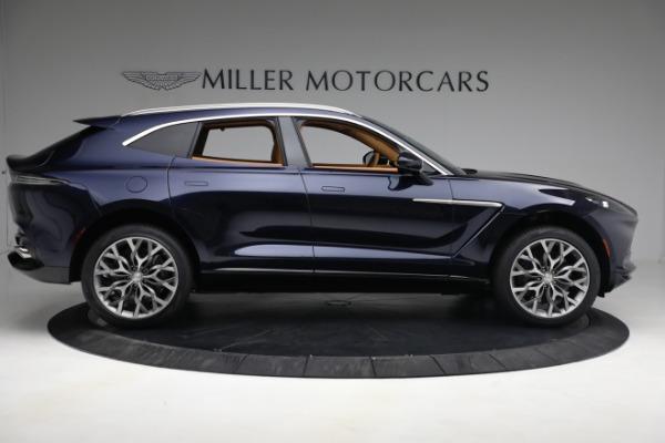 New 2021 Aston Martin DBX for sale $209,586 at Alfa Romeo of Greenwich in Greenwich CT 06830 8