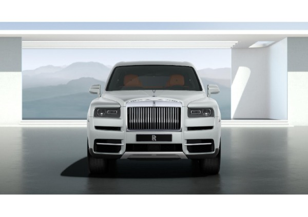 New 2022 Rolls-Royce Cullinan for sale Call for price at Alfa Romeo of Greenwich in Greenwich CT 06830 3