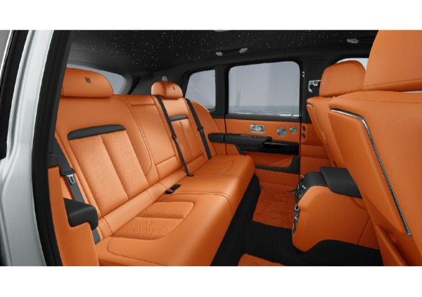 New 2022 Rolls-Royce Cullinan for sale Call for price at Alfa Romeo of Greenwich in Greenwich CT 06830 6
