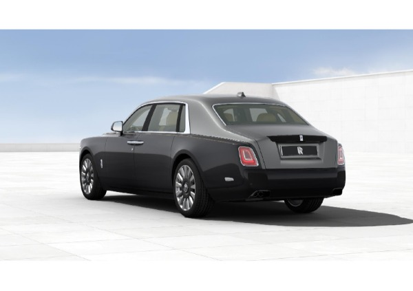 New 2022 Rolls-Royce Phantom EWB for sale Call for price at Alfa Romeo of Greenwich in Greenwich CT 06830 3