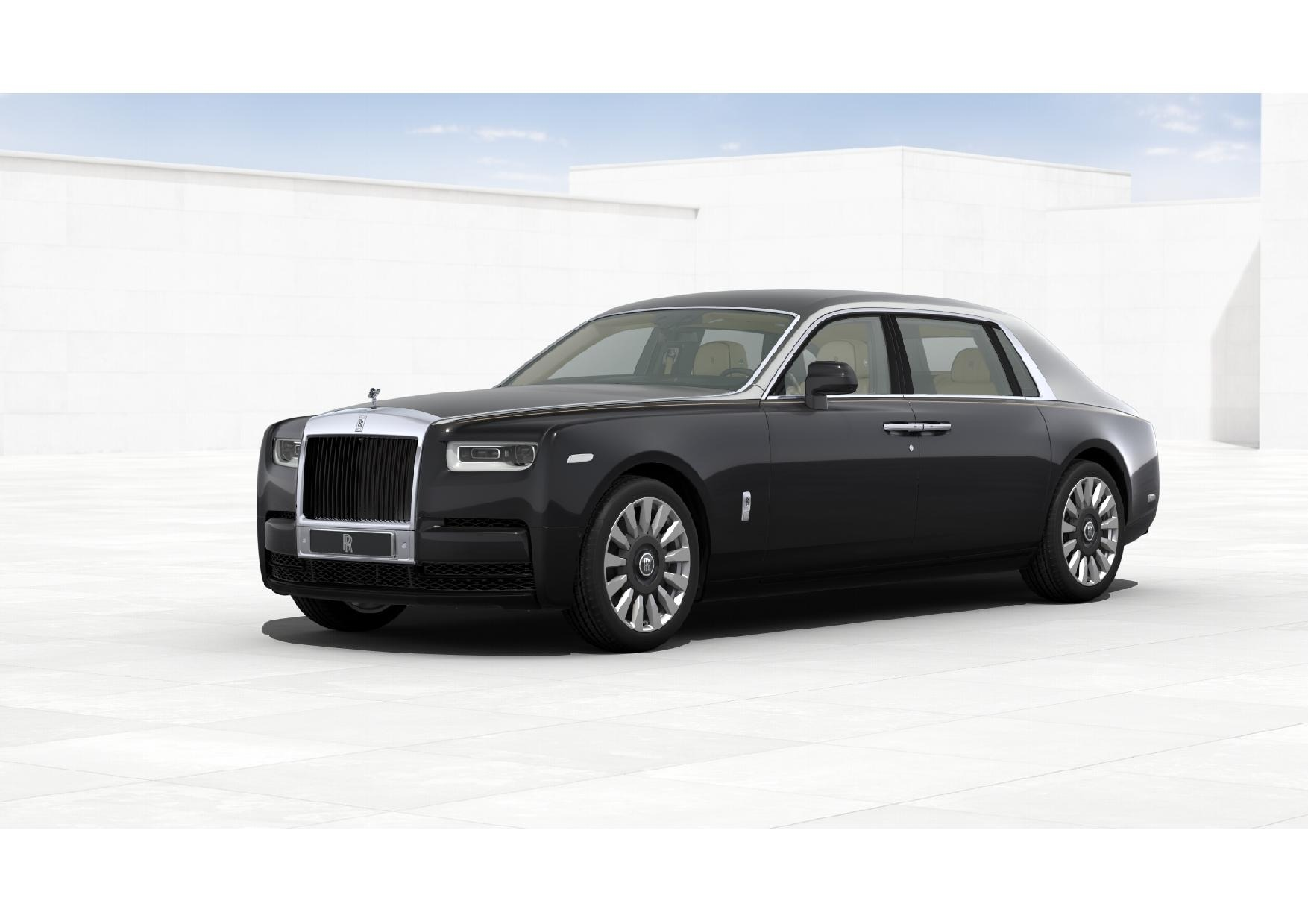 New 2022 Rolls-Royce Phantom EWB for sale Call for price at Alfa Romeo of Greenwich in Greenwich CT 06830 1