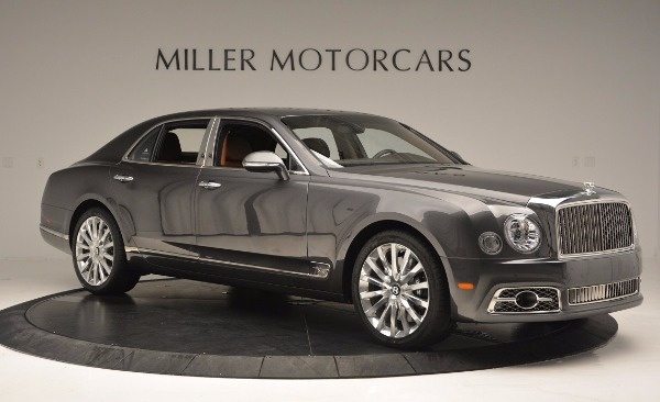 New 2017 Bentley Mulsanne for sale Sold at Alfa Romeo of Greenwich in Greenwich CT 06830 10