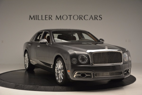New 2017 Bentley Mulsanne for sale Sold at Alfa Romeo of Greenwich in Greenwich CT 06830 11