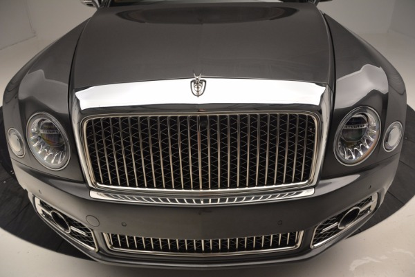 New 2017 Bentley Mulsanne for sale Sold at Alfa Romeo of Greenwich in Greenwich CT 06830 13
