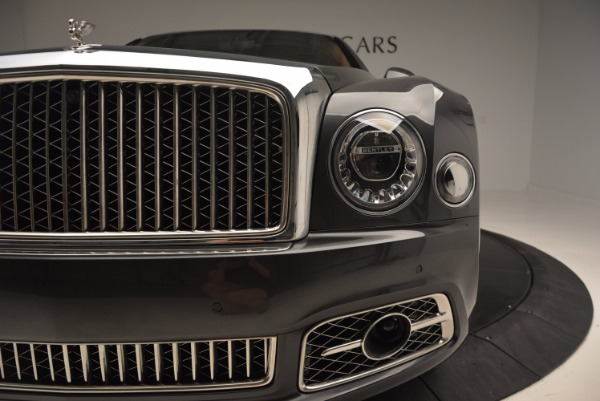 New 2017 Bentley Mulsanne for sale Sold at Alfa Romeo of Greenwich in Greenwich CT 06830 16