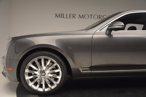 New 2017 Bentley Mulsanne for sale Sold at Alfa Romeo of Greenwich in Greenwich CT 06830 20