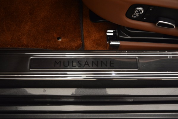 New 2017 Bentley Mulsanne for sale Sold at Alfa Romeo of Greenwich in Greenwich CT 06830 21