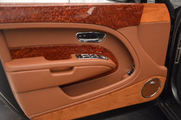 New 2017 Bentley Mulsanne for sale Sold at Alfa Romeo of Greenwich in Greenwich CT 06830 22