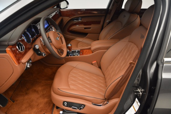 New 2017 Bentley Mulsanne for sale Sold at Alfa Romeo of Greenwich in Greenwich CT 06830 27