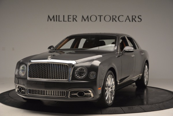 New 2017 Bentley Mulsanne for sale Sold at Alfa Romeo of Greenwich in Greenwich CT 06830 1