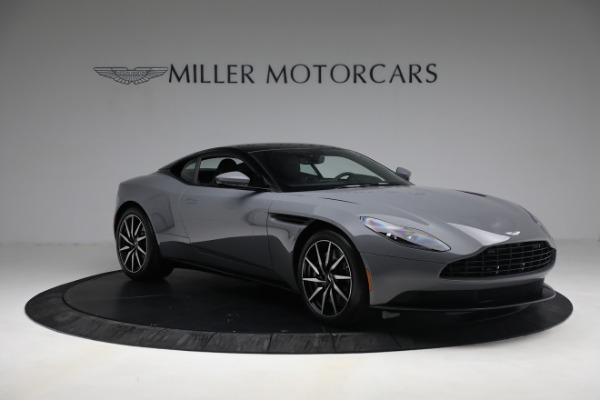 New 2021 Aston Martin DB11 V8 for sale $235,986 at Alfa Romeo of Greenwich in Greenwich CT 06830 10