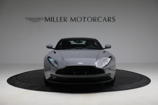 New 2021 Aston Martin DB11 V8 for sale $235,986 at Alfa Romeo of Greenwich in Greenwich CT 06830 11
