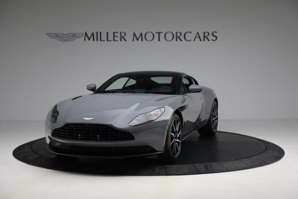 New 2021 Aston Martin DB11 V8 for sale $235,986 at Alfa Romeo of Greenwich in Greenwich CT 06830 12