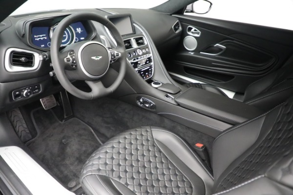 New 2021 Aston Martin DB11 V8 for sale $235,986 at Alfa Romeo of Greenwich in Greenwich CT 06830 13