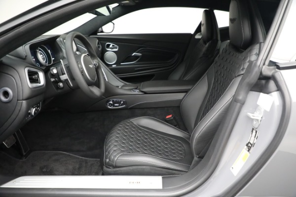 New 2021 Aston Martin DB11 V8 for sale $235,986 at Alfa Romeo of Greenwich in Greenwich CT 06830 14