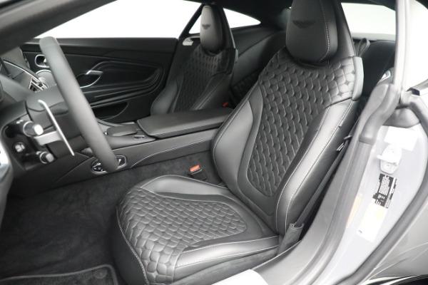New 2021 Aston Martin DB11 V8 for sale $235,986 at Alfa Romeo of Greenwich in Greenwich CT 06830 15