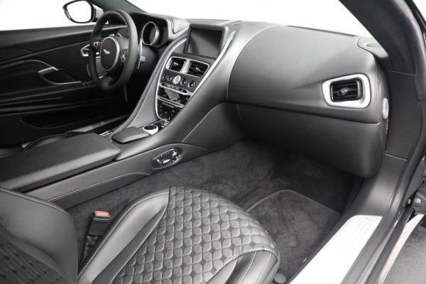 New 2021 Aston Martin DB11 V8 for sale $235,986 at Alfa Romeo of Greenwich in Greenwich CT 06830 16