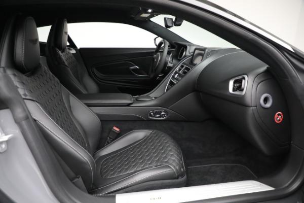New 2021 Aston Martin DB11 V8 for sale $235,986 at Alfa Romeo of Greenwich in Greenwich CT 06830 18