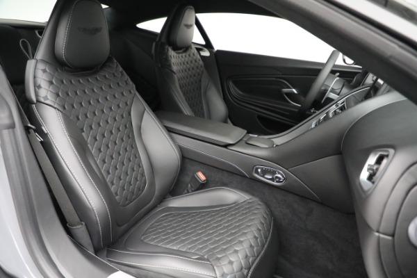 New 2021 Aston Martin DB11 V8 for sale $235,986 at Alfa Romeo of Greenwich in Greenwich CT 06830 19