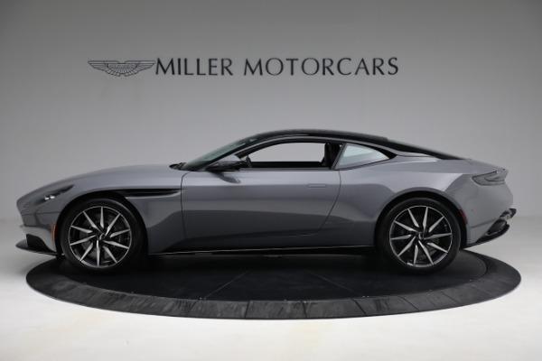New 2021 Aston Martin DB11 V8 for sale $235,986 at Alfa Romeo of Greenwich in Greenwich CT 06830 2