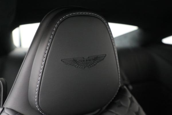 New 2021 Aston Martin DB11 V8 for sale $235,986 at Alfa Romeo of Greenwich in Greenwich CT 06830 20