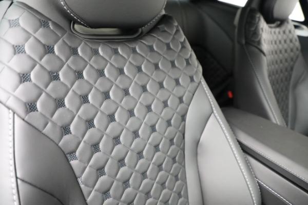 New 2021 Aston Martin DB11 V8 for sale $235,986 at Alfa Romeo of Greenwich in Greenwich CT 06830 21