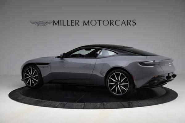 New 2021 Aston Martin DB11 V8 for sale $235,986 at Alfa Romeo of Greenwich in Greenwich CT 06830 3