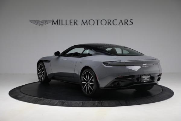 New 2021 Aston Martin DB11 V8 for sale $235,986 at Alfa Romeo of Greenwich in Greenwich CT 06830 4
