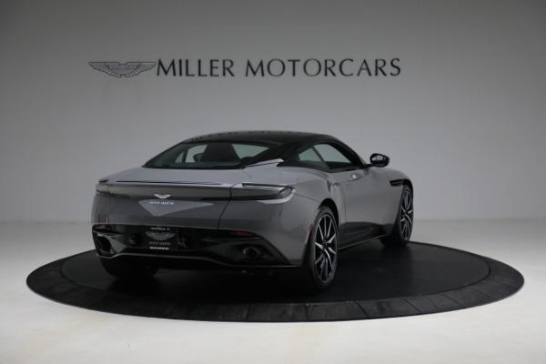 New 2021 Aston Martin DB11 V8 for sale $235,986 at Alfa Romeo of Greenwich in Greenwich CT 06830 6