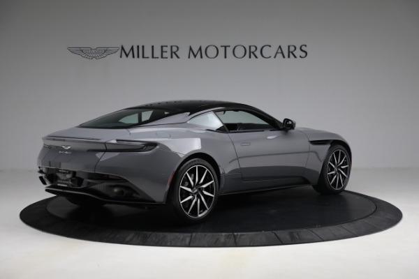 New 2021 Aston Martin DB11 V8 for sale $235,986 at Alfa Romeo of Greenwich in Greenwich CT 06830 7