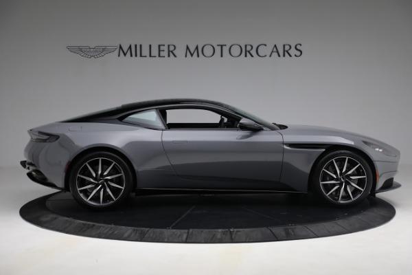 New 2021 Aston Martin DB11 V8 for sale $235,986 at Alfa Romeo of Greenwich in Greenwich CT 06830 8