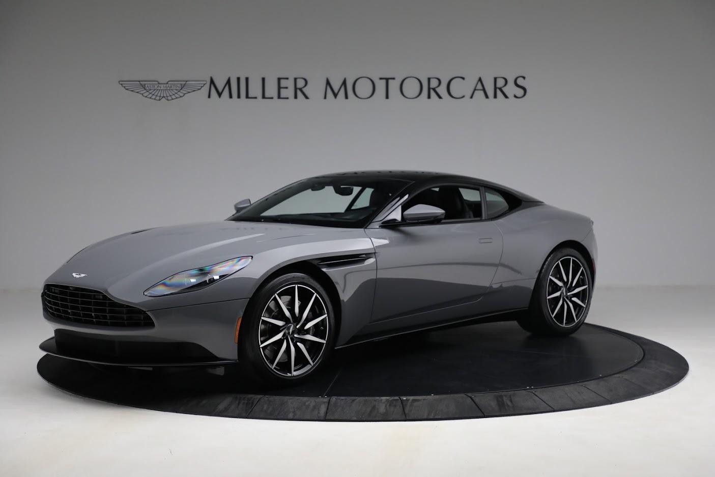 New 2021 Aston Martin DB11 V8 for sale $235,986 at Alfa Romeo of Greenwich in Greenwich CT 06830 1