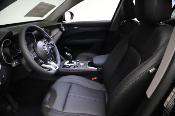 New 2021 Alfa Romeo Stelvio Ti for sale $51,955 at Alfa Romeo of Greenwich in Greenwich CT 06830 13