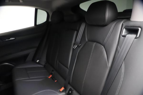 New 2021 Alfa Romeo Stelvio Ti for sale $51,955 at Alfa Romeo of Greenwich in Greenwich CT 06830 18