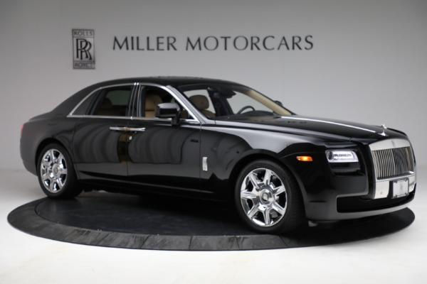 Used 2011 Rolls-Royce Ghost for sale Call for price at Alfa Romeo of Greenwich in Greenwich CT 06830 10