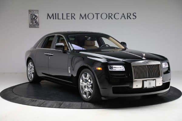 Used 2011 Rolls-Royce Ghost for sale Call for price at Alfa Romeo of Greenwich in Greenwich CT 06830 11