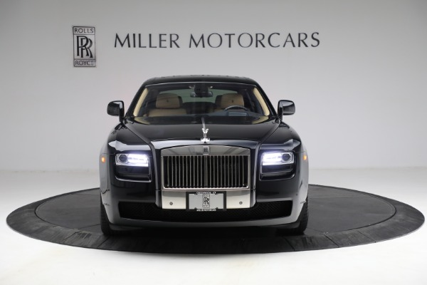 Used 2011 Rolls-Royce Ghost for sale Call for price at Alfa Romeo of Greenwich in Greenwich CT 06830 2