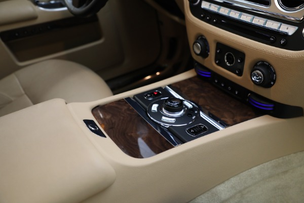 Used 2011 Rolls-Royce Ghost for sale Call for price at Alfa Romeo of Greenwich in Greenwich CT 06830 23