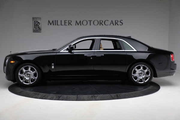 Used 2011 Rolls-Royce Ghost for sale Call for price at Alfa Romeo of Greenwich in Greenwich CT 06830 4