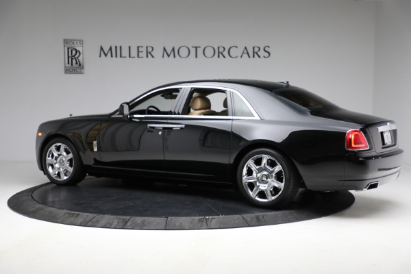 Used 2011 Rolls-Royce Ghost for sale Call for price at Alfa Romeo of Greenwich in Greenwich CT 06830 5