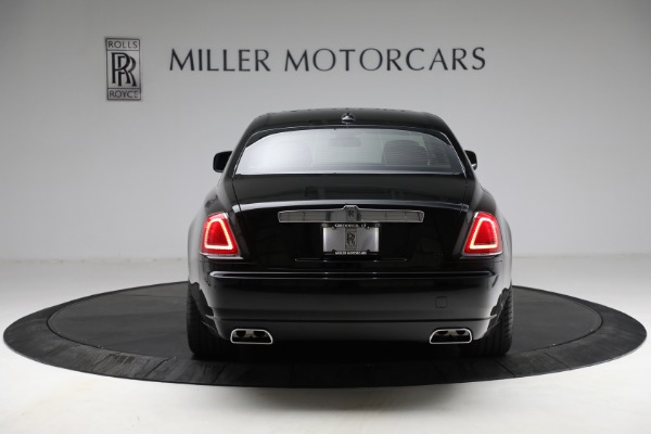 Used 2011 Rolls-Royce Ghost for sale Call for price at Alfa Romeo of Greenwich in Greenwich CT 06830 6