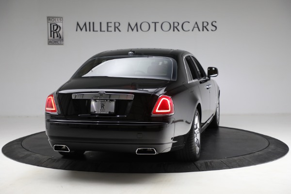 Used 2011 Rolls-Royce Ghost for sale Call for price at Alfa Romeo of Greenwich in Greenwich CT 06830 7