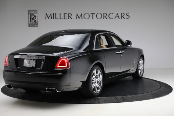 Used 2011 Rolls-Royce Ghost for sale Call for price at Alfa Romeo of Greenwich in Greenwich CT 06830 8